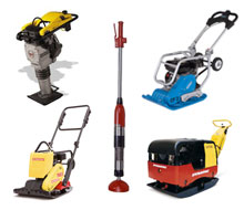 Calgary Earthmoving equipment rentals