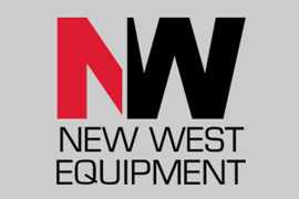 Welcome to New West Equipment