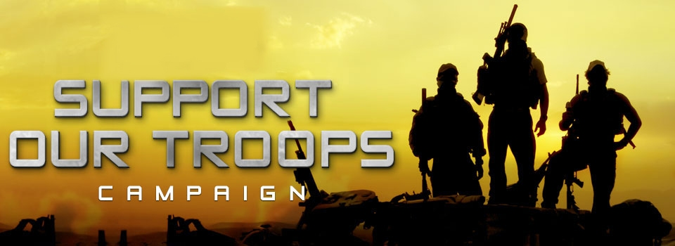 Support Our Troops Campaign