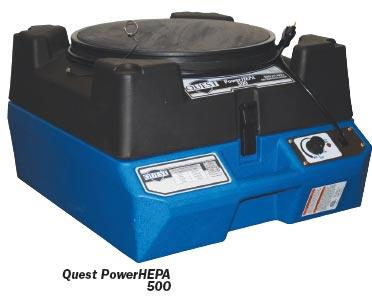Where to find Hepa Air Scrubber, Quest 500 in Calgary