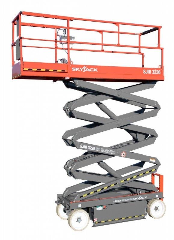 Where to find Scissorlift, 26 , Electric Slab in Calgary