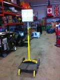 Rental store for Light Stand, Tall, LED Lights in Calgary Alberta