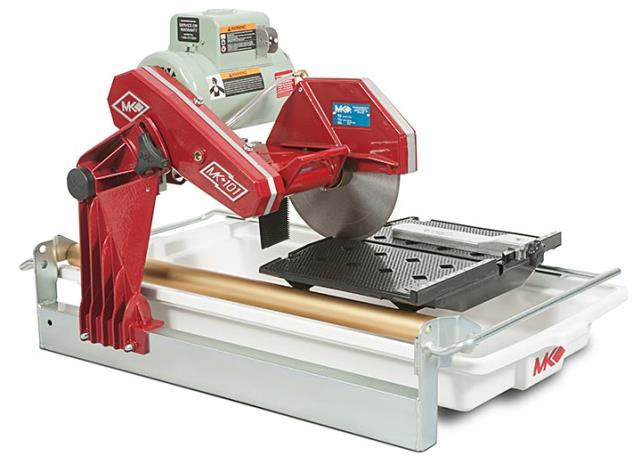 Where to find Saw, Tile - MK Diamond 101 in Calgary