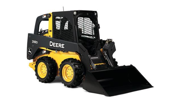Where to find Skidsteer 318D C W 1 Attachment in Calgary