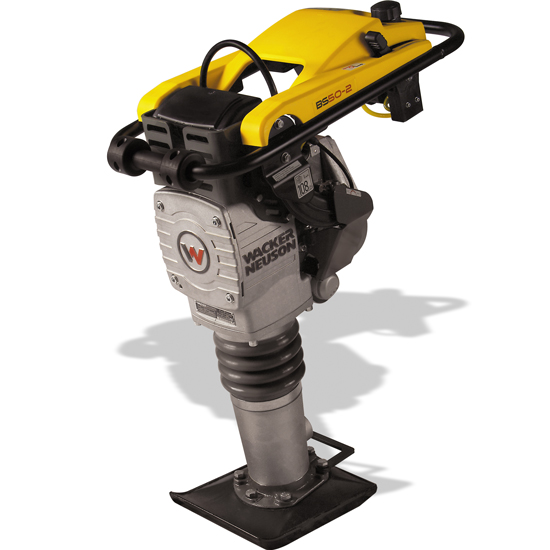 Rammer oil-injected 2-cycle engine, 11