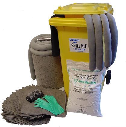 250 liter spill kit