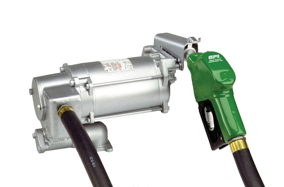 Pump, Fuel 110 v electric