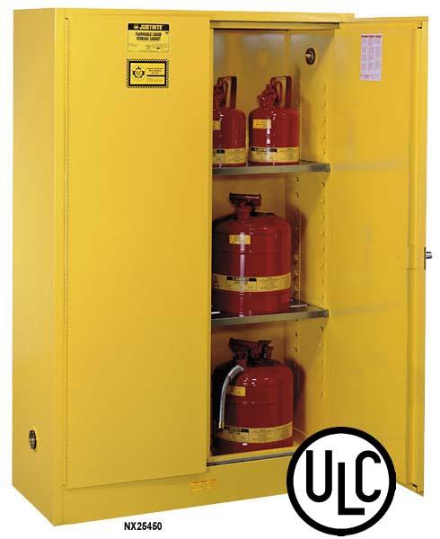 Fuel Storage Safety Cabinet, 30 Gal